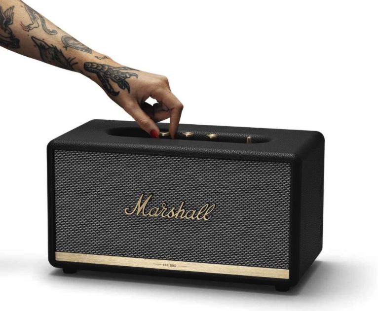 Marshall Stanmore Ii Bluetooth Lautsprecher