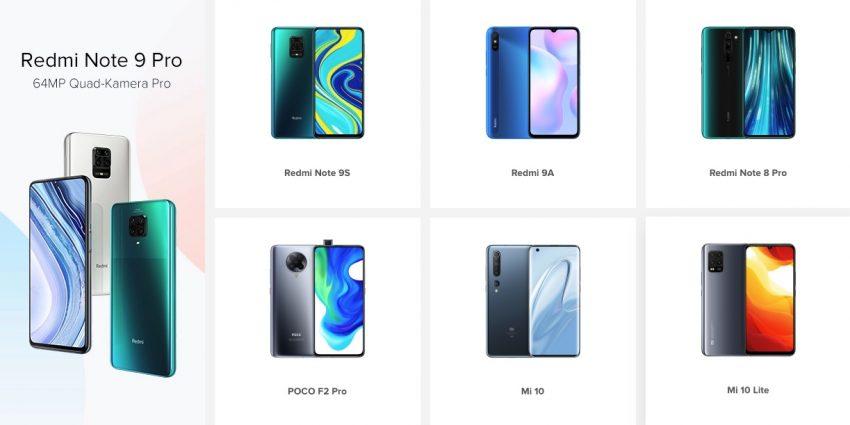 Xiaomi Deutschland Note 9 Pro