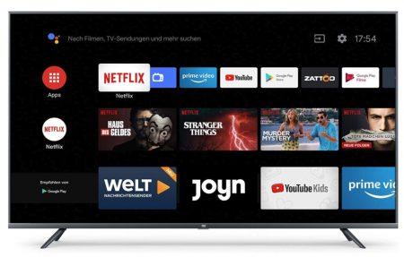 Xiaomi Mi Smart Tv 4s 4k