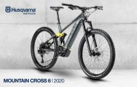 Husqvarna Mountain Cross 6 e Bike 2020