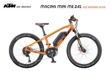 KTM Macina Mini Me 241 mit 400 Watt