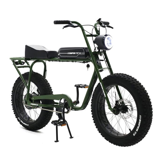 Super 73 Sg Bike Green